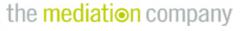 Logo van onze klant Themediationcompany