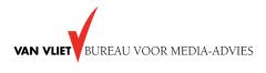 Logo van onze klant Bureauvanvliet