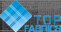 Logo van onze klant Topfabrics