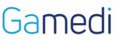 Logo van onze klant Gamedi
