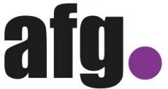 Logo van onze klant Afg-group