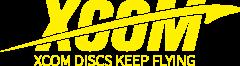 Logo van onze klant Xcom