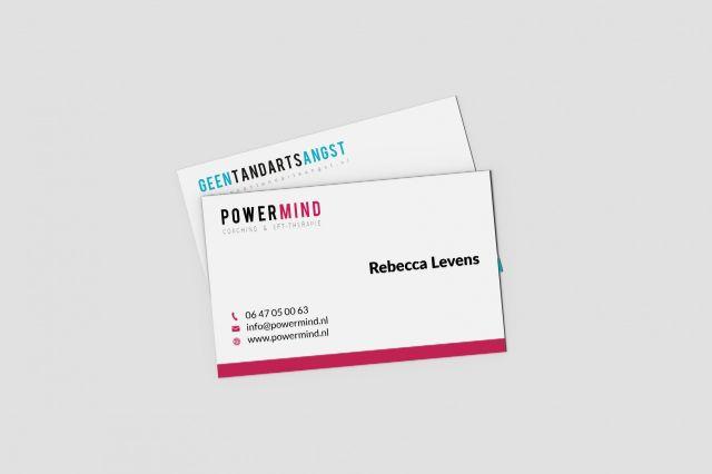 Visitekaartje Powermind