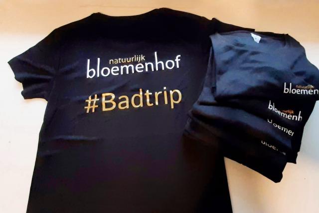 Bedrukte Sportkleding Bloemenhof