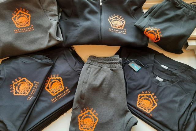 Bedrukte Sportkleding Kuk Sool Won Haarlemmermeer