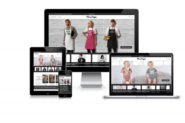 Nieuwe webwinkel MissSiepie